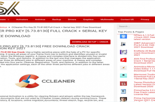 ccleaner crack download