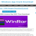 winrar keygen download